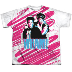 Image for Wham! Youth Sublimated T-Shirt - Boys