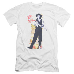 Image for Stevie Ray Vaughan Premium Canvas Premium Shirt - Standing Tall