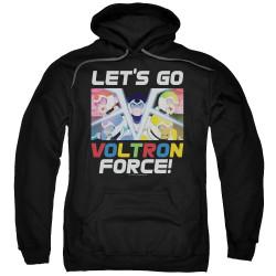 Image for Voltron: Legendary Defender Hoodie - Let's Go