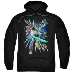 Image for Voltron: Legendary Defender Hoodie - Lions Share
