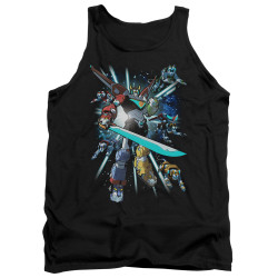 Image for Voltron: Legendary Defender Tank Top - Lions Share