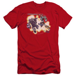 Image for Voltron: Legendary Defender Premium Canvas Premium Shirt - Robeast
