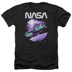 Image for NASA Heather T-Shirt - Come Together