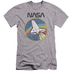 Image for NASA Premium Canvas Premium Shirt - Shuttle