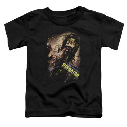 Image for Predator Toddler T-Shirt - Heads Up