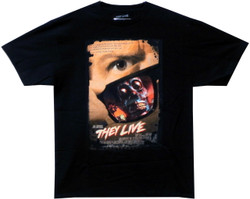 Image for They Live T-Shirt - Poster