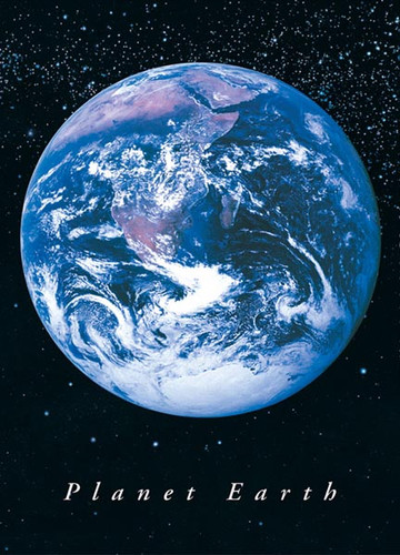 Image for Planet Earth Poster
