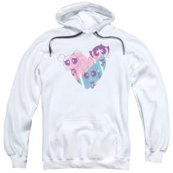 Image for The Powerpuff Girls Hoodie - Heart