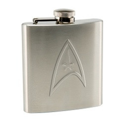 Image for Star Trek Hip Flask