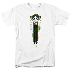 Image for The Powerpuff Girls T-Shirt - Buttercup Streak