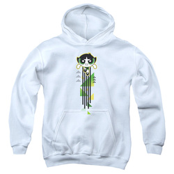 Image for The Powerpuff Girls Youth Hoodie - Buttercup Streak