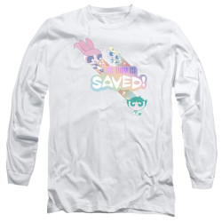 Image for The Powerpuff Girls Long Sleeve Shirt - The Day is Saved Again