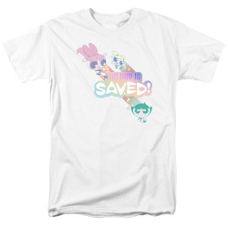 Image for The Powerpuff Girls T-Shirt - The Day is Saved Again