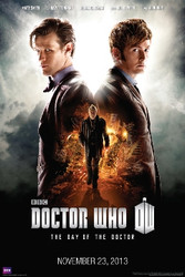 Image for Doctor Who Poster - The Day of the Doctor