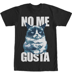 Image for Grumpy Cat T-Shirt - No Me Gusta