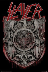 Image for Slayer Poster - Medal