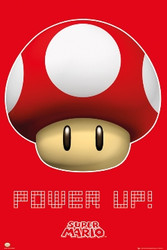 Image for Nintendo Poster - Power Up