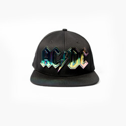 Shadow image for AC/DC Neon Logo Hat