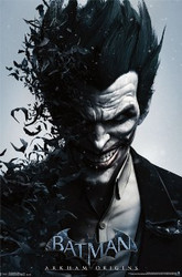 Image for Arkham Origins Poster - Portrait