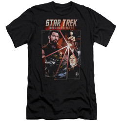 Image for Star Trek the Next Generation Mirror Universe Premium Canvas Premium Shirt - Panels
