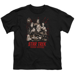 Image for Star Trek the Next Generation Mirror Universe Youth T-Shirt - Poster
