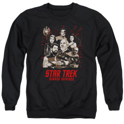 Image for Star Trek the Next Generation Mirror Universe Crewneck - Poster