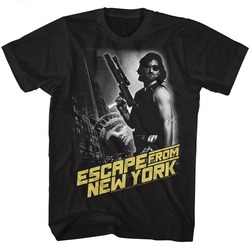 Image for Escape from New York T-Shirt - Armed