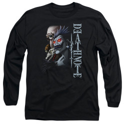 Image for Death Note Long Sleeve Shirt - Shinigami