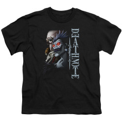 Image for Death Note Youth T-Shirt - Shinigami