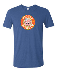 def81b08cb53b Image for Piggly Wiggly Logo Heather T-Shirt
