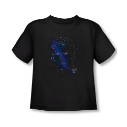 Image for Star Trek Toddler T-Shirt - Kirk Constellations