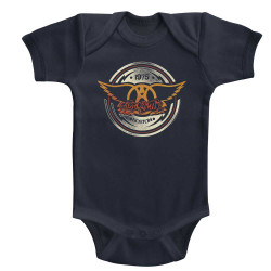 Image for Aerosmith Aerocircle Infant Baby Creeper