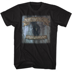 Image for Bon Jovi T-Shirt - New Jersey