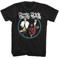 Image for Cheap Trick T-Shirt - Band