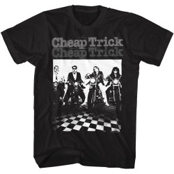 Cheap Trick T-Shirt - Moto
