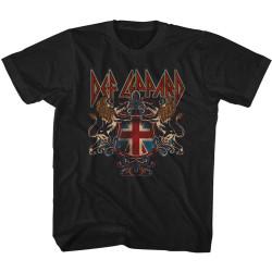 Def Leppard Def Crest Toddler T-Shirt