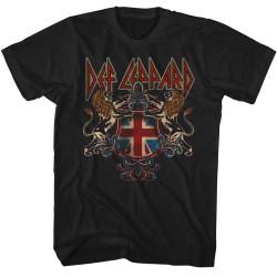 Image for Def Leppard T-Shirt - Def Crest