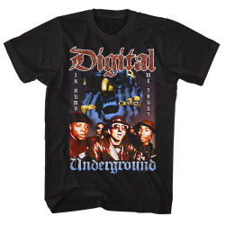 Image for Digital Underground T-Shirt - In Hump We Trust