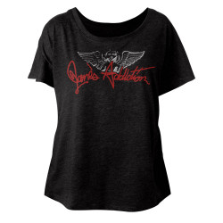 Image for Jane's Addiction Chisel Angel Juniors Dolman Top