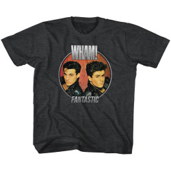 Image for Wham! Fantastic Circle Toddler T-Shirt