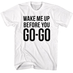Image for Wham! T-Shirt - Go-Go