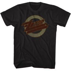 Image for ZZ Top T-Shirt - Logo Fade