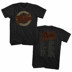 Image for ZZ Top T-Shirt - 1990 US Tour