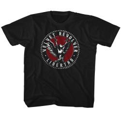 Image for Velvet Revolver LIbertad Youth T-Shirt