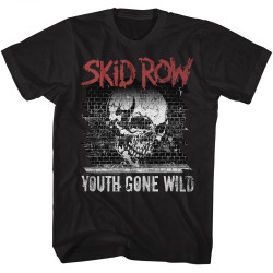 Image for Skid Row T-Shirt - Graffiti Gone Wild