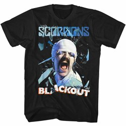 Scorpions T-Shirt - Blackout