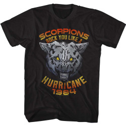 Image for Scorpions T-Shirt - Wolf