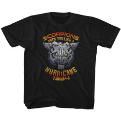 Image for Scorpions Wolf Youth T-Shirt