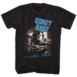 Image for Quiet Riot T-Shirt - Condition Critical