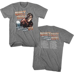 Image for Quiet Riot T-Shirt - Metal Health Tour